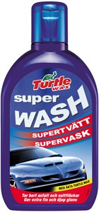 Supertvätt bilschampo, 0,5 liter, Universal
