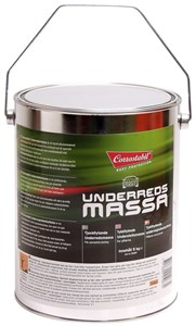 Underbody protection brushable pail 5 kg, Universal