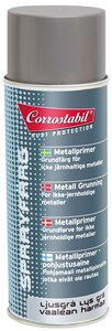 Metalliprimer, harmaa, spray 400 ml, Universal