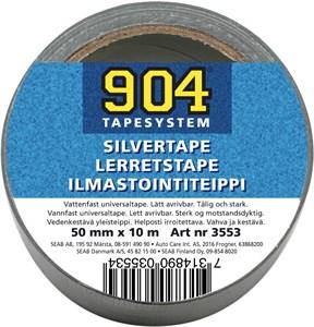 Silvertape 50 mm x 10 m, Universal