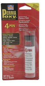 PermaPoxy Kemisk Metall 50 g, Universal