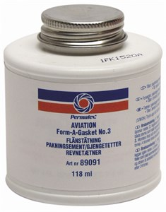 Aviation No.3 tetningsmiddel 118 ml, Universal