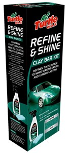 Refine & Shine Clay bar kit, 0,5 liter, Universal