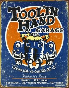Kyltti/Moore -Toolin' Hand, Universal