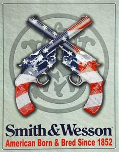 Kyltti/S&W -American born, Universal