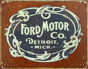 Kyltti/Ford Historic, Universal