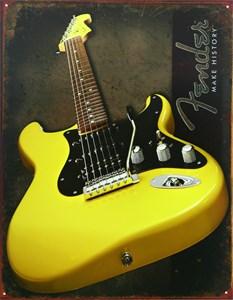 Kyltti/Fender gitarr, Universal