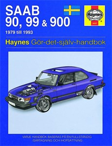 Haynes Reparationshandbok, Saab 90, 99 & 900