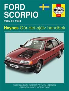 Haynes Reparationshandbok, Ford Scorpio, Universal