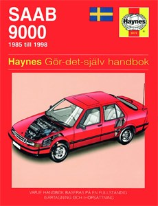 Haynes Reparationshandbok, Saab 9000, Universal