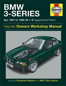 Haynes Reparationshandbok, BMW 3-Series Petrol, Universal