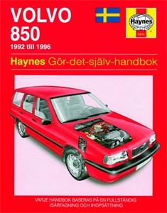 Haynes Reparationshandbok, Volvo 850, Universal