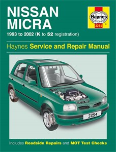 Haynes Reparationshandbok, Nissan Micra, Universal