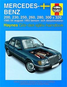 Haynes Reparationshandbok, Mercedes-Benz 124-serien, Universal