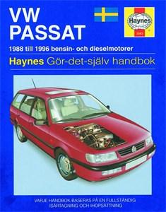 Haynes Reparationshandbok, VW Passat, Universal
