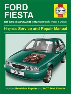 Haynes Reparationshandbok, Ford Fiesta Petrol & Diesel, Universal