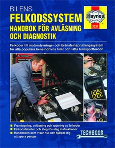 Haynes, Haynes Diagnostic Fault Codes Manual, Universal