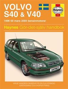 Haynes Reparationshandbok, Volvo S40 & V40, Universal