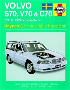 Reservdel:Volvo S70 Haynes Reparationshandbok, Volvo S70, V70 & C70, Universal
