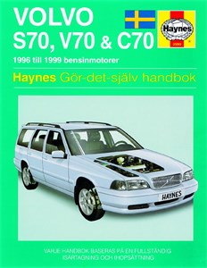 Haynes Reparationshandbok, Volvo S70, V70 & C70, Universal