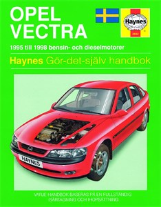 Haynes Reparationshandbok, Opel Vectra, Universal