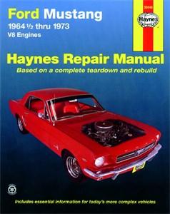 Haynes Reparationshandbok, Ford Mustang V8, Universal