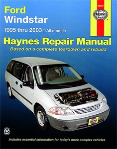 Haynes Reparationshandbok, Ford Windstar & Freestar