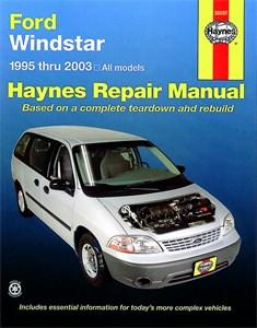 Haynes Reparationshandbok, Ford Windstar & Freestar, Universal