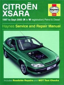 Haynes Reparationshandbok, Citroën Xsara Petrol & Diesel, Universal