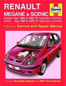 Haynes Reparationshandbok, Renault Mégane & Scénic, Universal