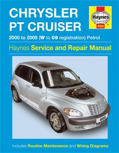 Haynes Reparationshandbok, Chrysler PT Cruiser