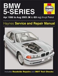 Haynes Reparationshandbok, BMW 5-Series 6-cyl Petrol
