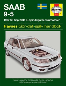 Haynes Reparationshandbok, Saab 9-5