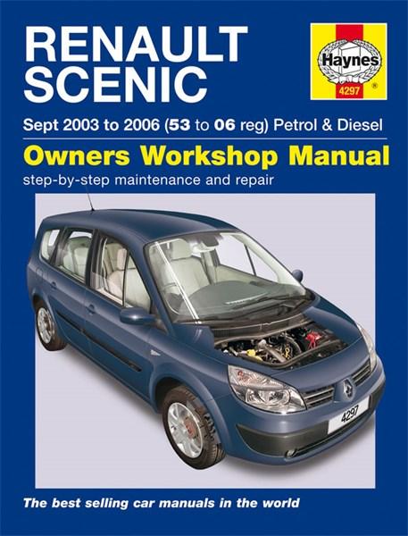 Haynes Reparationshandbok  Renault Sc  nic Petrol   Diesel  Universal  279 kr  Skruvatse