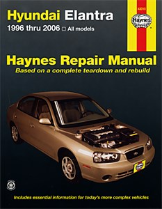 Haynes Reparationshandbok, Hyundai Elantra, Universal