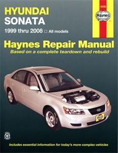 Haynes Reparationshandbok, Hyundai Sonata, Universal