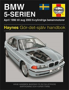 Haynes Reparationshandbok, BMW 5-Serie, Universal