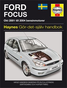 Haynes Reparationshandbok, Ford Focus