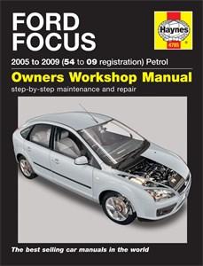 Haynes Reparationshandbok, Ford Focus Petrol, Universal