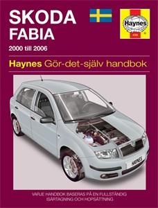 Haynes Reparationshandbok, Skoda Fabia, Universal