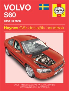Haynes Reparationshandbok, Volvo S60