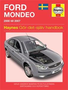 Haynes Reparationshandbok, Ford Mondeo