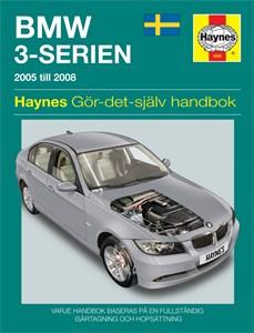 Haynes Reparationshandbok, BMW 3-serie, Universal