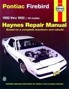 Haynes Reparationshandbok, Pontiac Firebird, Universal