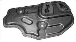 Reservdel:Seat Altea Hydraulikfilter, automatväxellåda