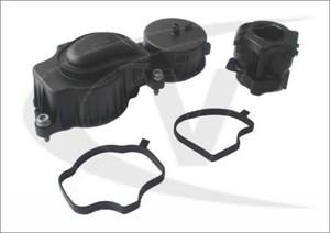 ventil, veivhuslufting, Sylinderhode