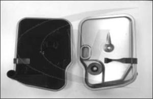 Hydraulikfilter, automatväxellåda