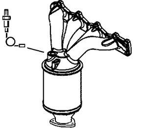Katalysaattori, Edessä