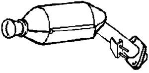 Katalysator, Foran