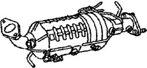 Dieselpartikelfilter, Senter